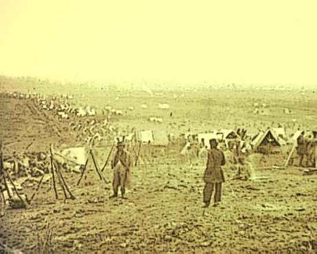 The Battle of Chickamauga